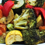 Oven Roasted Vegetable Medley