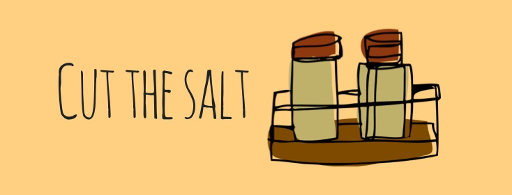 Flavoring foods without salt