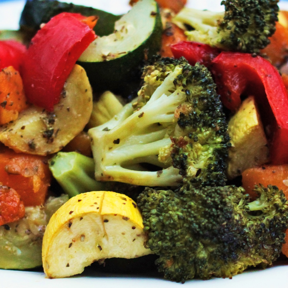 Oven-Roasted Vegetables Recipes — Dishmaps