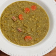 Split Pea Soup with Ham image