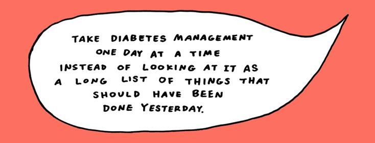 "The Top Five Signs of Diabetes ""Burnout"""