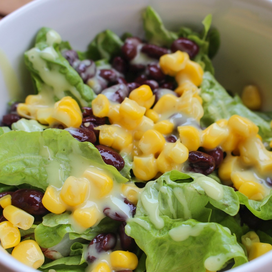 Fiesta Black Bean Salad.
