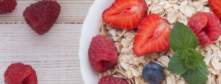 Five Easy Changes to Make Your Diet Healthier