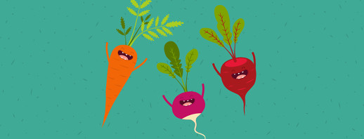 Learning to Enjoy Veggies Isn't As Hard As You Think image