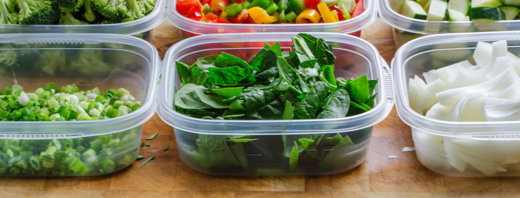 Ten Worthwhile Meal Prep Time Saving Tips