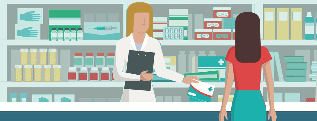 My Diabetes Team—The Pharmacist.