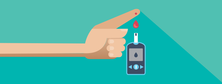 Blood Sugar: Checking vs. Testing.