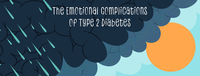 Emotional Complications of Type 2 Diabetes image