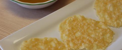 Parmesan Crisps image