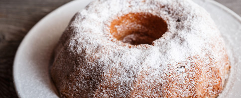 Sour Cream Coffee Cake image
