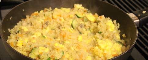 Cauliflower Fried Rice image