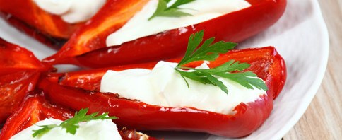 Stuffed Bell Peppers image