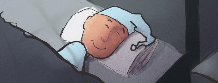 8 Ways To Better Sleep.