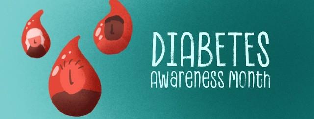 Diabetes Awareness Month 2018 image