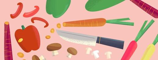 Two Quick Ways to Jazz Up Your Veggies! image