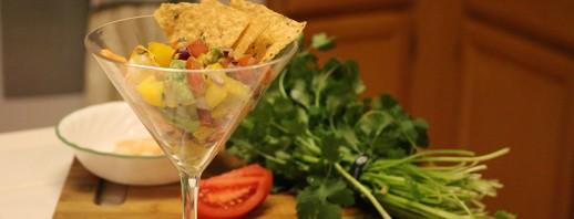 Martini Ceviche image