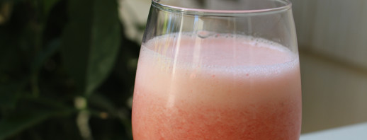 Strawberry Lime Drink image