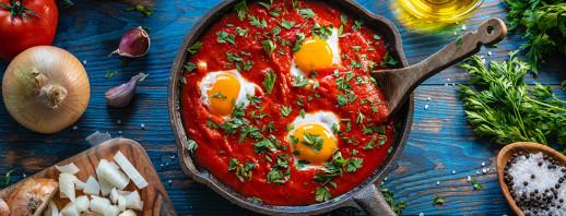 Saucy Eggs image