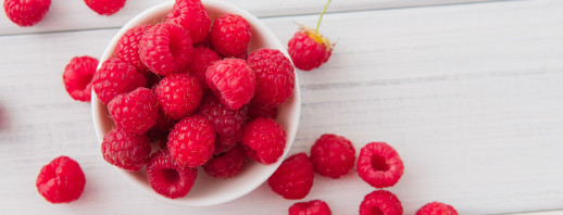 Crunchy Peanut Butter Raspberries image