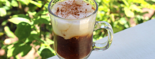 Iced Cinnamon Vanilla Coffee image