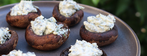 Stuffed Mushrooms image