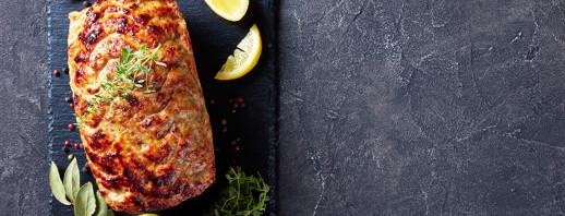 Turkey Meatloaf image