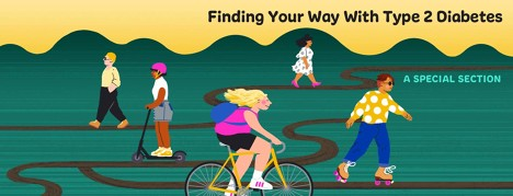 Finding Your Way With Type 2 Diabetes image