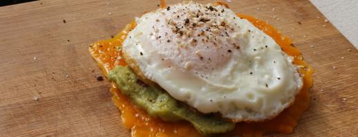 Keto Avocado Toast image