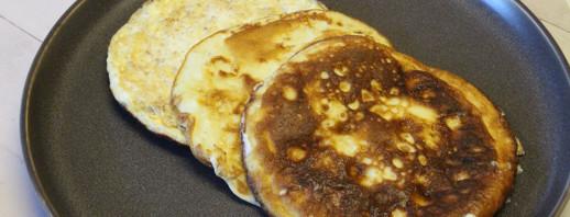 Keto Pancakes image