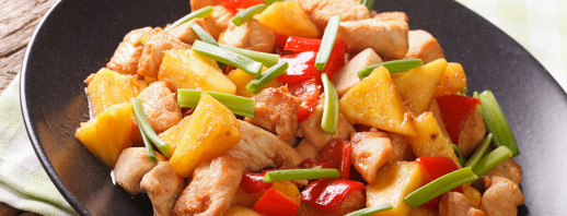 Crockpot Pineapple Chicken image