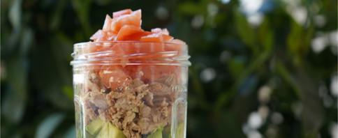 Tuna Jar Salad image