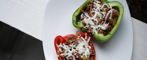 Bell Pepper Boats image