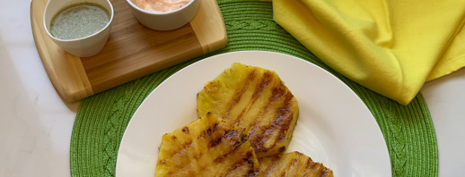 Grilled to Perfection Pineapple image