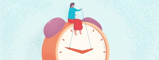 You Can't Make More Time but You Can Tackle Stress With Better Time Management image
