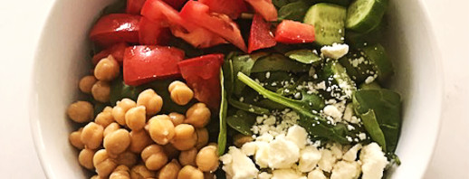 Easy Greek Salad image