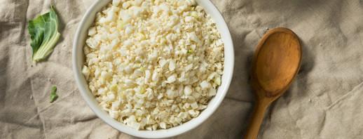 Walnut and Parmesan Cauliflower image