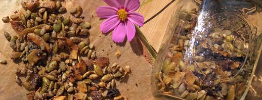 Seedy Grain-Free Granola image