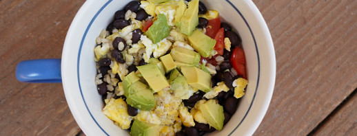 Breakfast Egg Bowl image