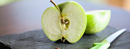 Nut and Greek Yogurt Apple Treat image