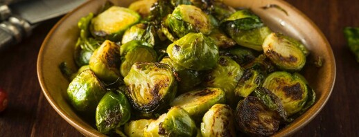 Simple and Delicious Brussels Sprouts image