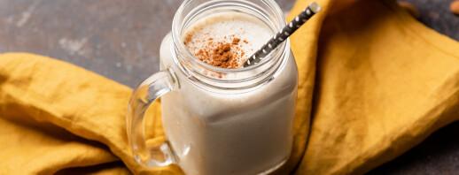Cinnamon Breakfast Smoothie image