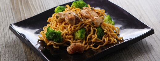 Chicken Broccoli Ramen image
