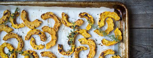Easy Roasted Delicata Squash Recipe image