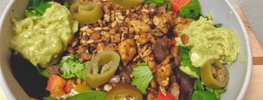 Vegan Taco Salad image