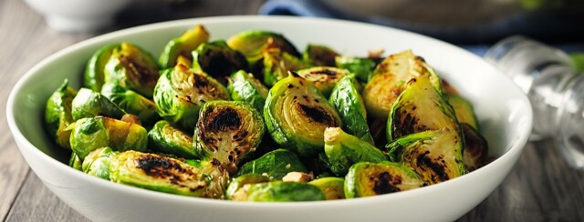 Crispy Brussels Sprouts image