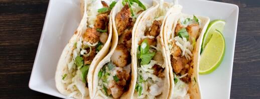 Quick Fish Tacos image