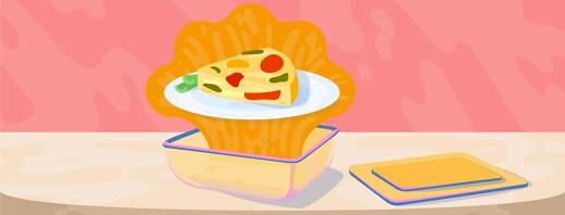 Creative Ways To Use Leftovers image
