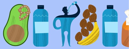 Hydration, Electrolytes, and Beating the Heat With Type 2 Diabetes image