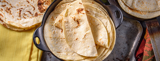 Roasted Broccoli and Chicken Quesadillas image